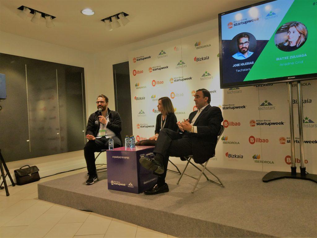 Techstars Startup Week Bilbao
