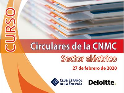 Circulares de la CNMC